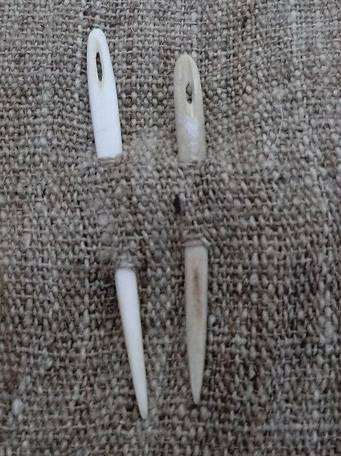 Bone & Antler Needles