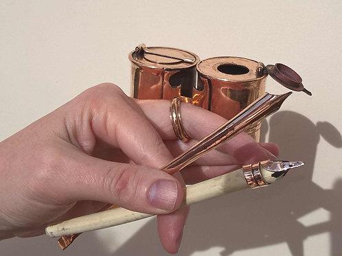 Roman pens