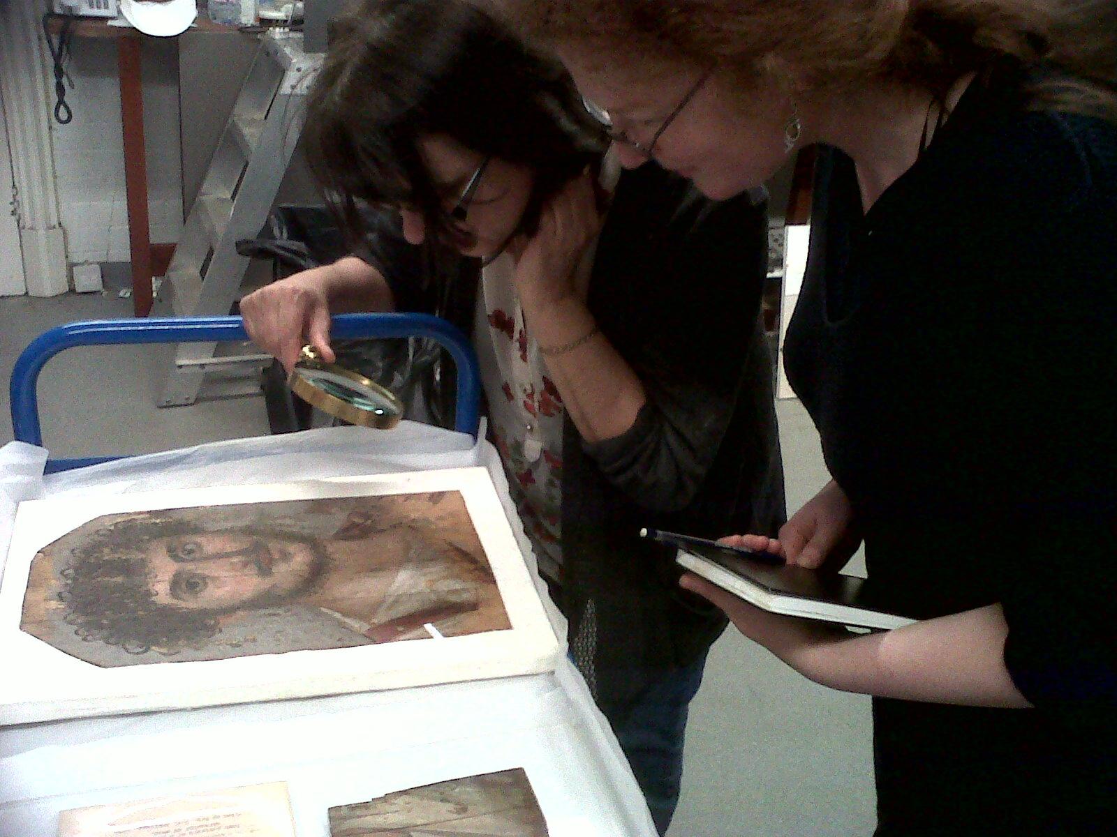 Museum study visit