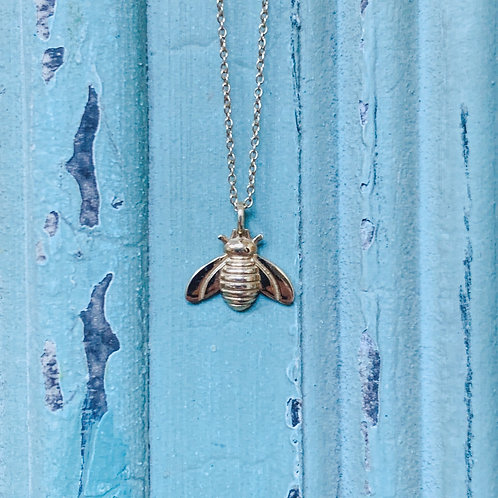 Bee Kind Necklace - Gold