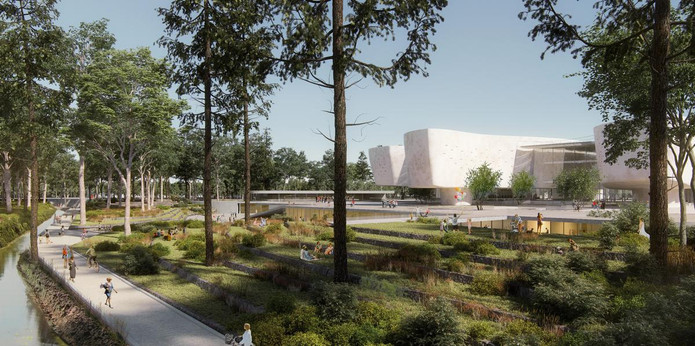 Greek Architect Theoni Xanthi Has Won An International Design Competition For A New Archaeology Museum In Cyprus Which Will House The Nations Treasures