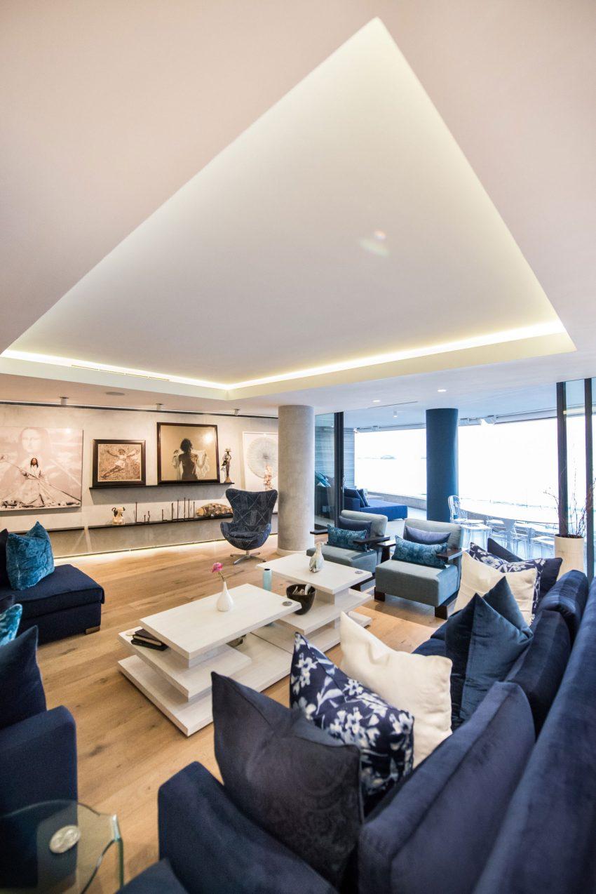 Atlantic Seaboard Apartment Refurbishment By InHouse Brand Architects |  Byouteit | Architecture U0026 Interior Design Magazine | Lebanon