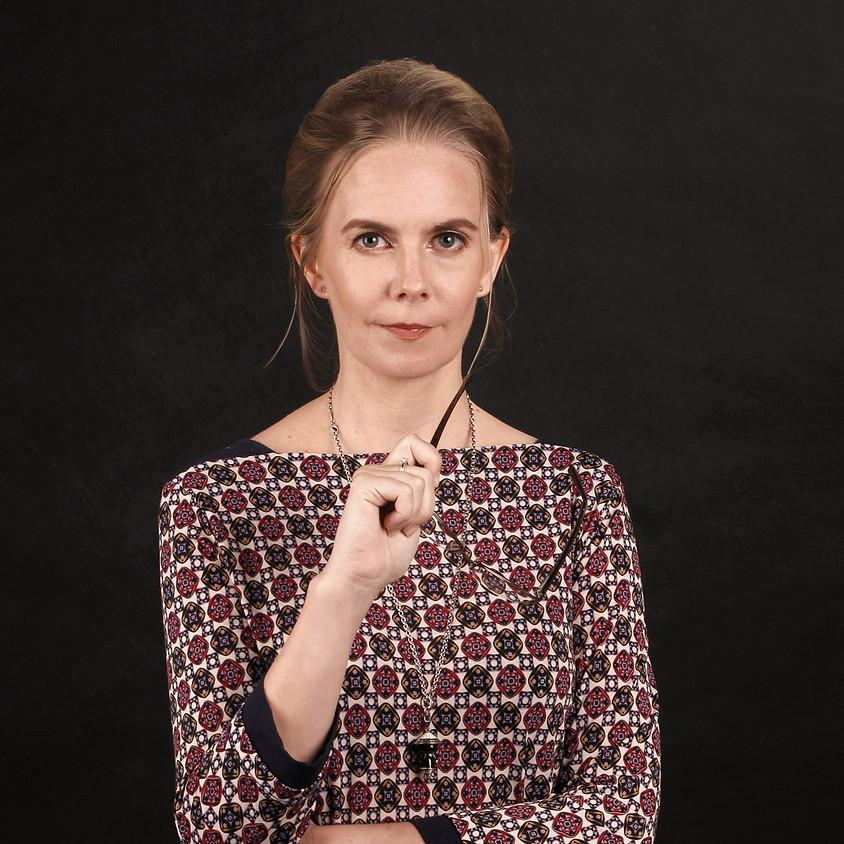 """Åsa Ågren """"Redigeringsteknik"""""""