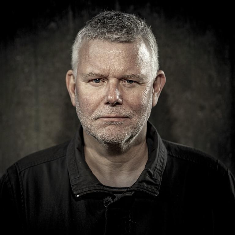 """Arne Dahl """"kompositionen av en kriminalroman"""""""