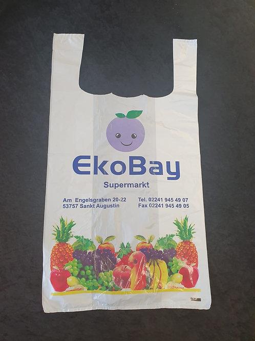 Tragetaschen (Plastik EkoBay)