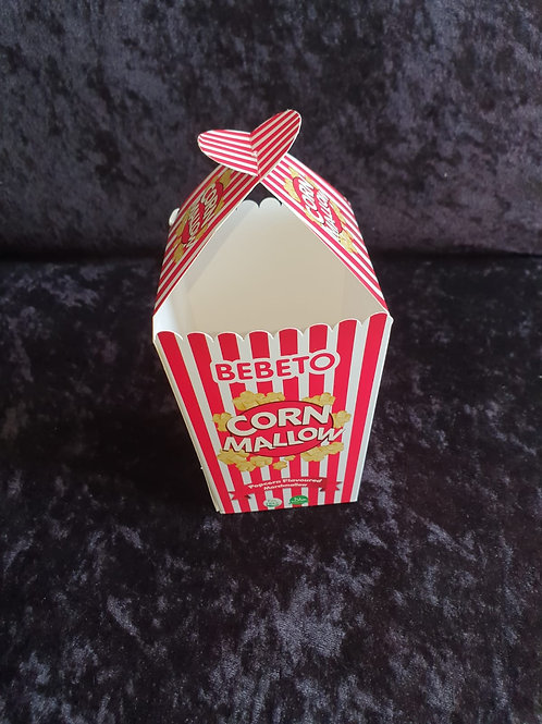 Süßigkeiten Verpackung (Bebeto Corn Mellow )