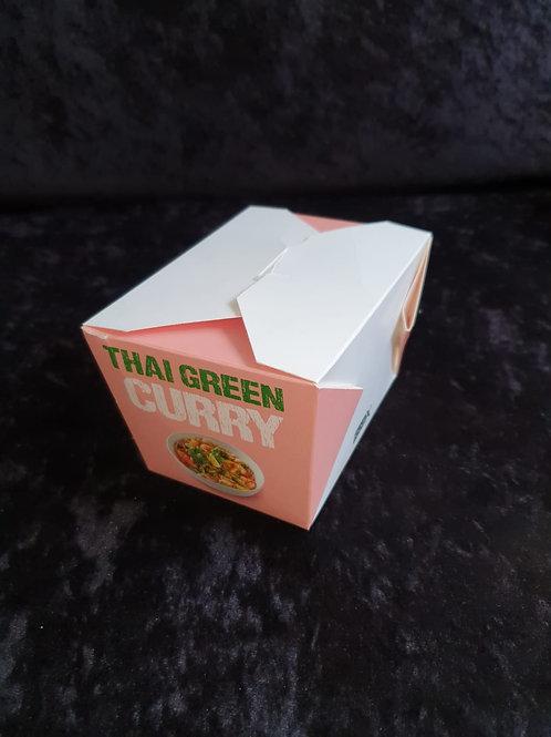 Nudel Box (Thai Green Curry)