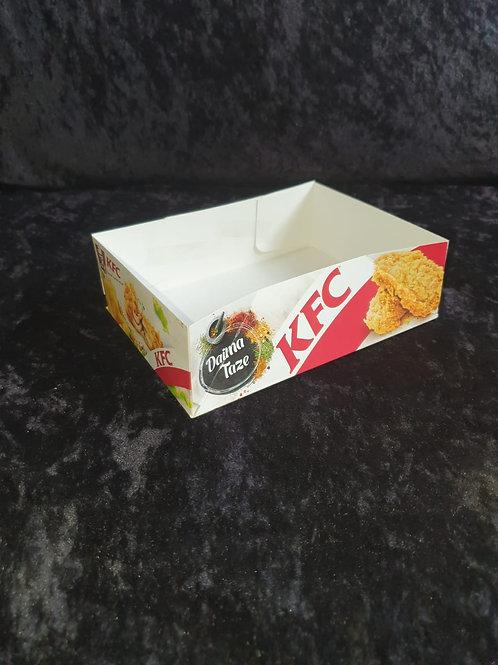 Chicken/ Hähnchen Box (KFC Hähnchen Box offen)