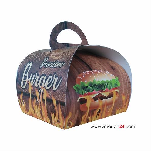 Hamburgerbox  200 Stück
