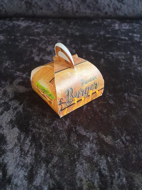Burger Box (Premium Burger klein)