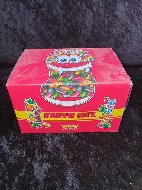 Süßigkeiten Verpackung ( Fresh Mix Jellyboom)