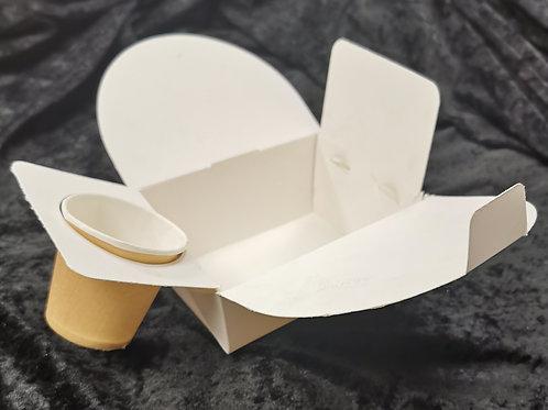 Snackbox mit Becher