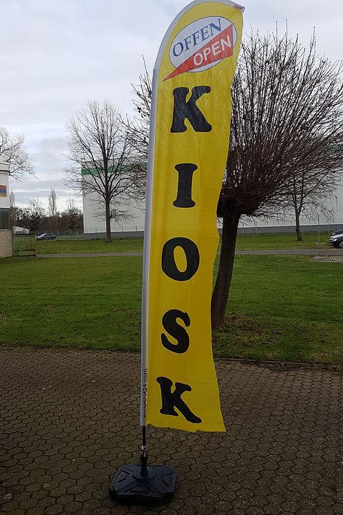 KIOSK Beachflag BF0106