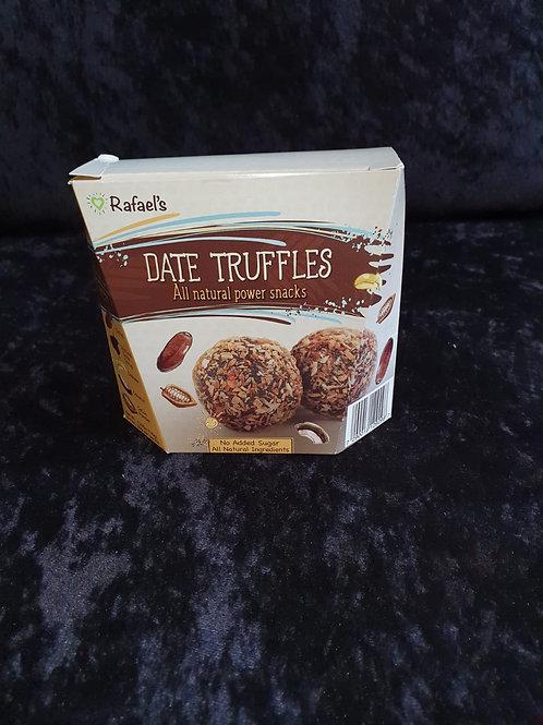 Süßigkeiten Verpackungen (Date Truffles)