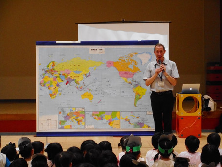 Guest Teacher Programme in June
