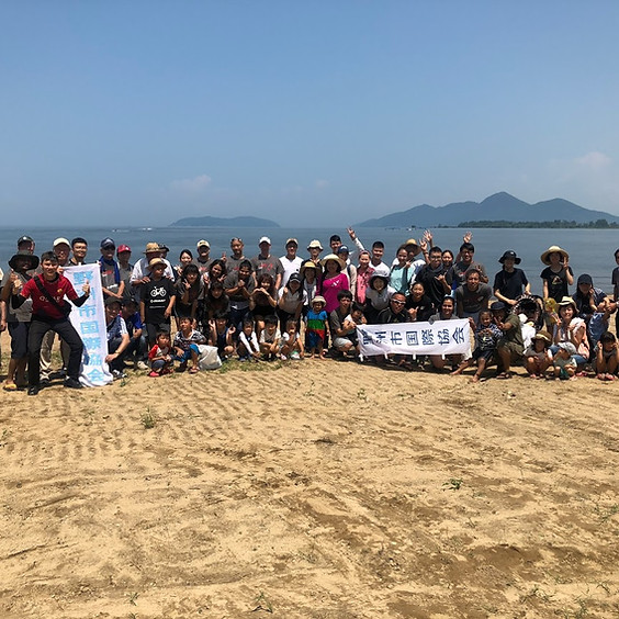 ドラゴンカヌー&BBQ (Dragon Canoe Race and BBQ)