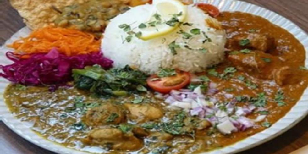 世界料理教室 ネパール編    International Cooking Class: Nepal