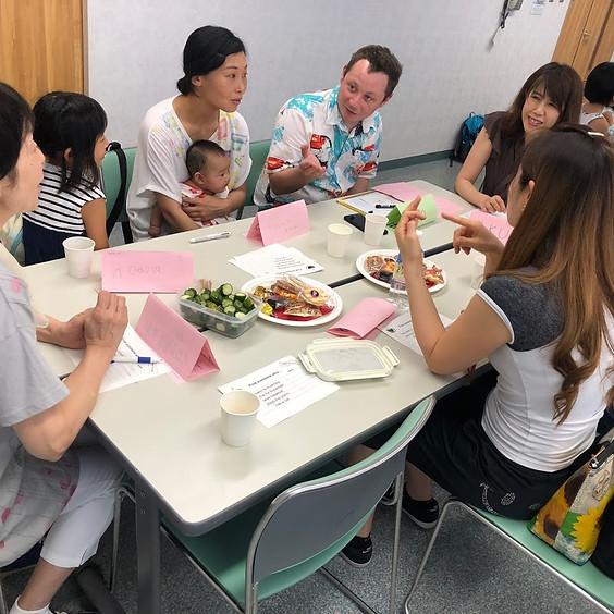 英語でTea Party 3