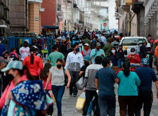 Entre Pichincha y Quito se registran 2.155 nuevos casos
