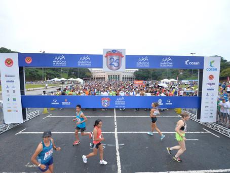 Maratona Internacional de São Paulo entra na reta final de inscrições