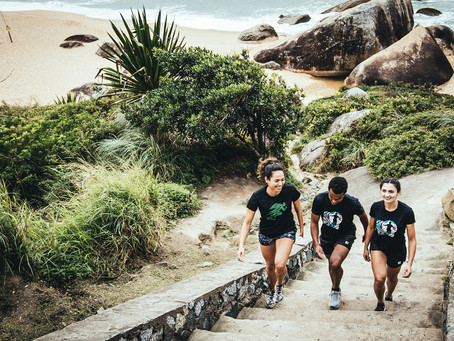 Corre Brasil lança coleção de roupas para prática de Corrida de Rua