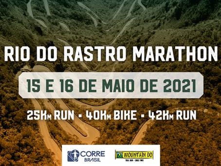 Data da Rio do Rastro Marathon é confirmada oficialmente