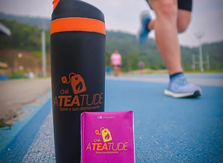 Ateatude: Chá termogênico é aliado nos exercícios e ajuda no emagrecimento