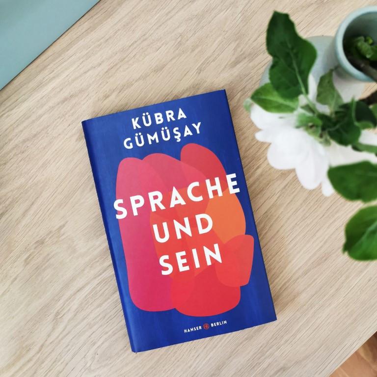 MINT & MALVE Buchtipp: Sprache und Sein - Kübra Gümüsay, Hanser Berlin, 2020