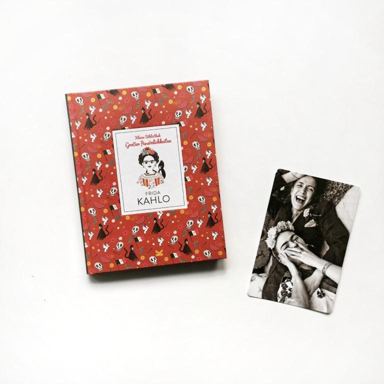 MINT & MALVE Buchtipp: Frida Kahlo - Isabel Thomas, Marianna Madriz (Laurence King, 2020)