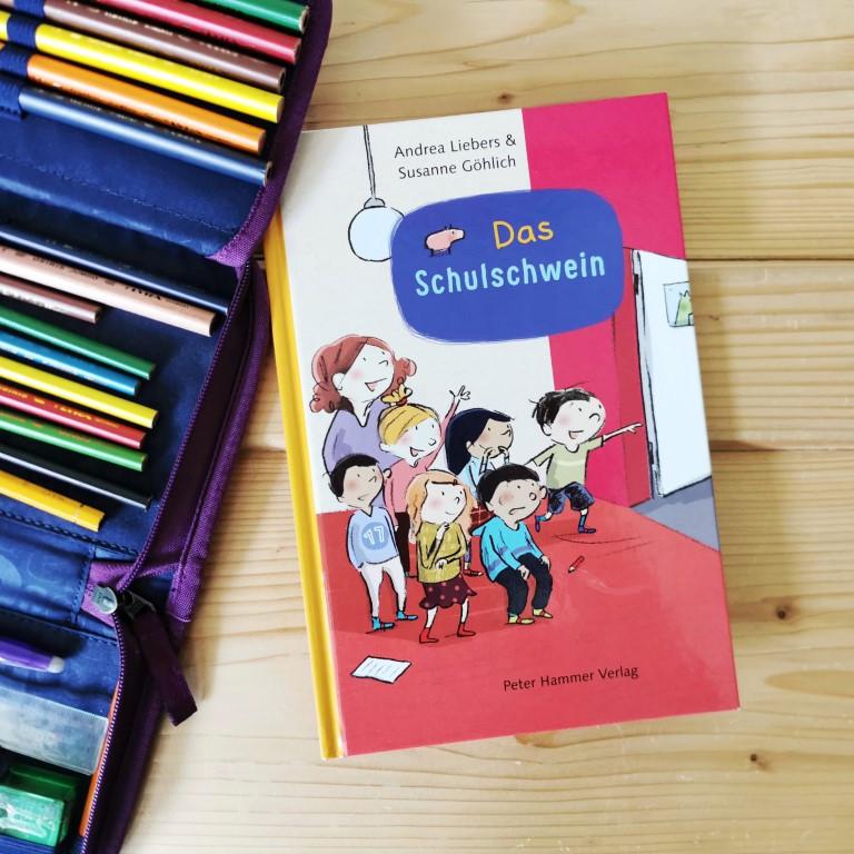Das Schulschwein - Andrea Liebers, Susanne Göhlich (Peter Hammer Verlag 2019)