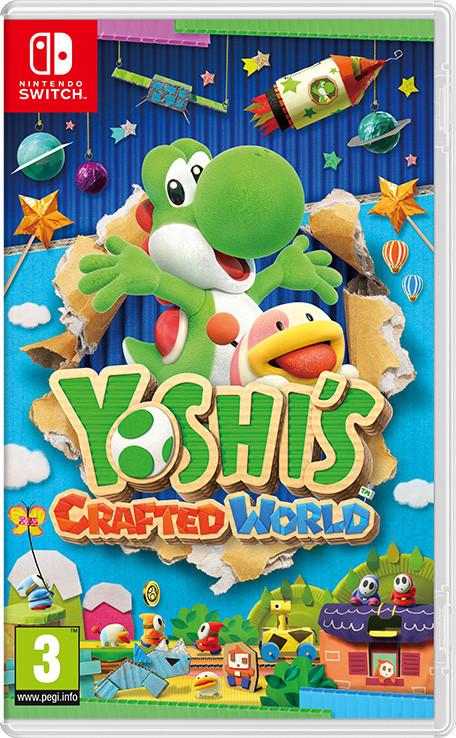 Yoshi's Crafted World, Nintendo Switch
