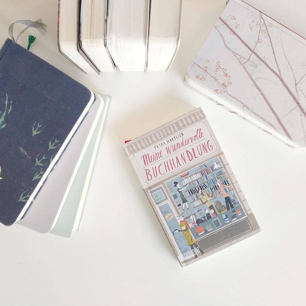 Meine wundervolle Buchhandlung, Petra Hartlieb, Dumont Buchverlag, 2014