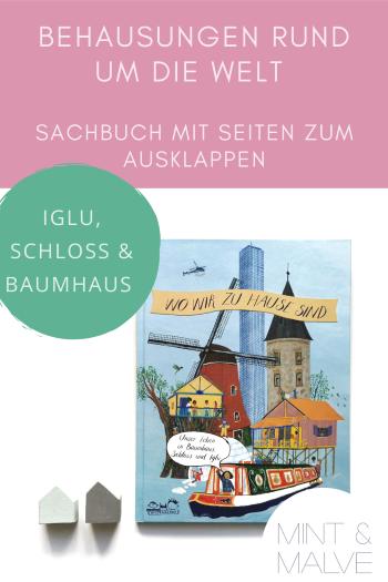 mint & malve Buchtipp: Wo wir zu Hause sind - Signe Torp (E.A. Seemanns Bilderbande 2020)