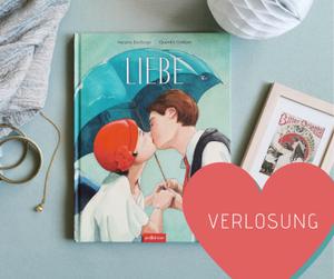 """Verlosung MINT & MALVE Instagram und Facebook - """"Liebe"""""""