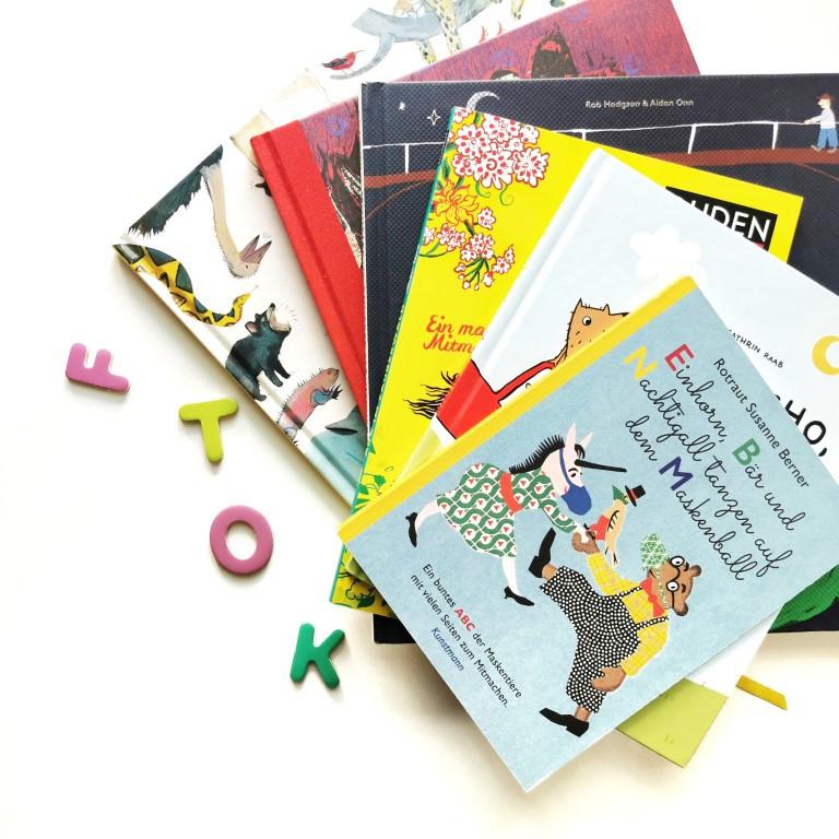 mint & malve: ABC-Bücher für Kinder