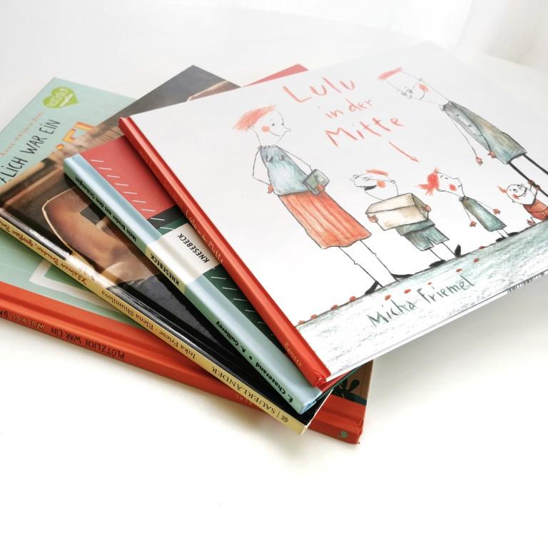 mint & malve: Kinderbücher - Geschwisterbücher