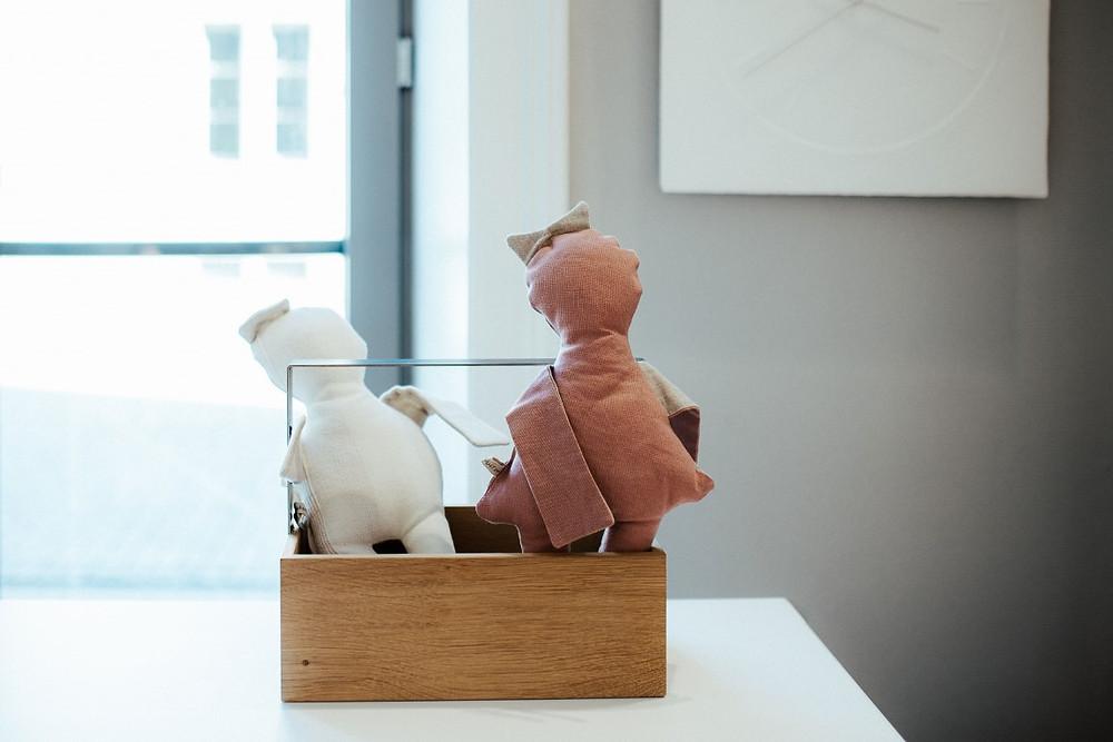 UMGENÄHT-Puppen, Foto: Beka Bitterli.