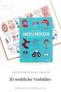 Buchtipp MINT & MALVE: Unerschrocken 1 + 2, Pénélope Bagieu, Reprodukt Verlag, ab 14 Jahren