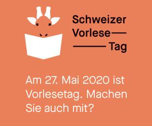 Schweizer Vorlesetag 2020 - 27. Mai 2020