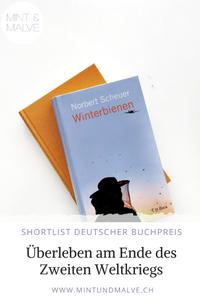 Buchtipp MINT & MALVE: Winterbienen, Norbert Scheuer, C.H. Beck, 2019