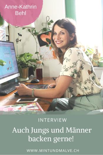Interview von MINT & MALVE mit Kinderbuchillustratorin Anne-Kathrin Behl