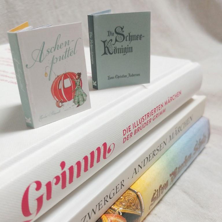 Märchen - Gebrüber Grimm, Hans Christian Andersen und mehr