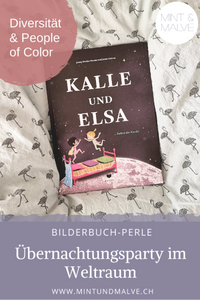 Buchtipp MINT & MALVE: Kalle und Elsa lieben die Nacht - Jenny Westin Verona, Jesús Verona (Bohem, 2020)