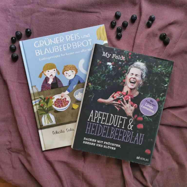 Buchtandem - ein Kochbuch für Kinder, ein Backbuch für Erwachsene - Instagram-Aktion