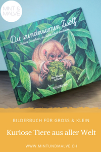 Buchtipp MINT & MALVE: Die wundersamen Zwölf, Rae Mariz und Moki, Reisedepeschen, 2019