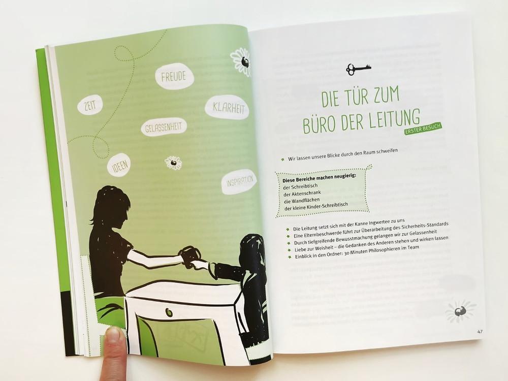 Kita-Kitopia - Mariele Diekhof (vml 2021), Einblick ins Buch