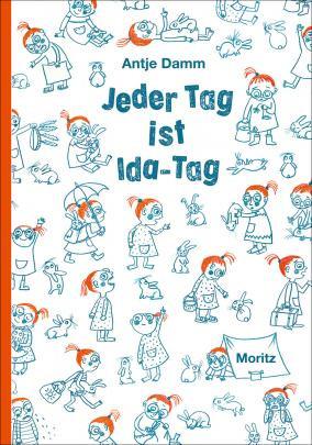 Jeder Tag ist Ida-Tag, Antje Damm, Moritz Verlag, 2019