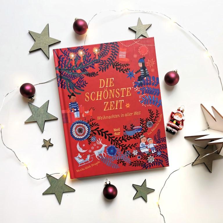 Buchtipp MINT & MALVE: Die schönste Zeit - Monika Utnik-Strugala, Ewa Poklewska-Koziello (NordSüd Verlag, 2020)