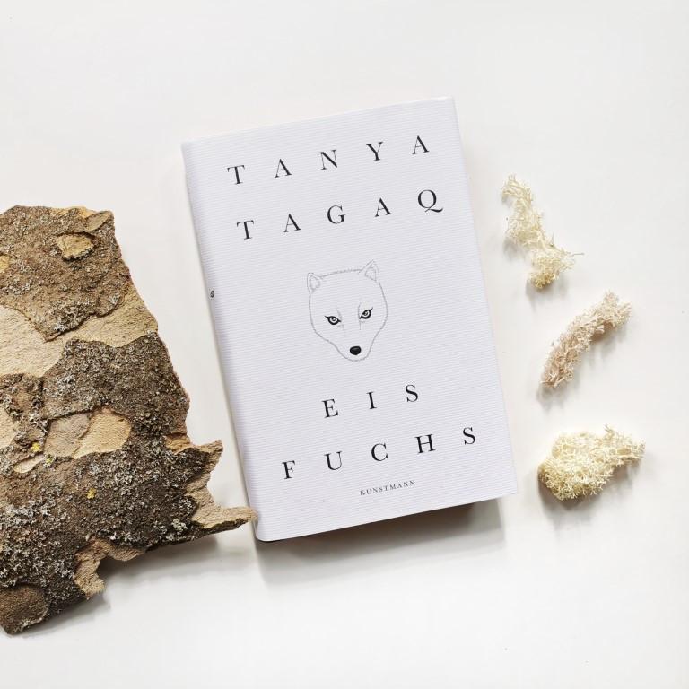 MINT & MALVE Buchtipp: Eisfuchs, Tanya Tagaq, Verlag Antje Kunstmann, 2020