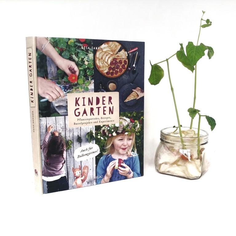 MINT & MALVE Buchtipp: KinderGarten, Gesa Sander, AT Verlag, 2019
